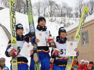 第1回伊藤杯ジュニアジャンプ大会(札幌 荒井山)