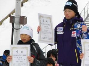 第33回ミズノ杯ジュニアジャンプ競技大会(札幌 荒井山)