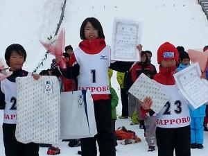 第37回ミズノ杯ジュニアジャンプ競技大会